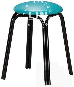 【品特優家具倉儲】A457-18餐椅洽談椅雙管椅