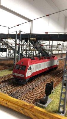1:87 中國電力火車頭