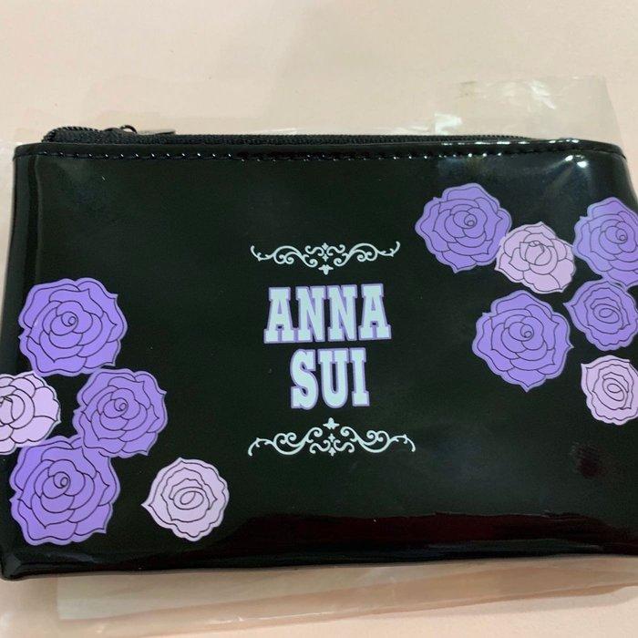 Annasui 薔薇紫蝶隨身包/托特包及化妝包 全新品 只有一組。賣場內還有蕾莉歐產品 精華液等。