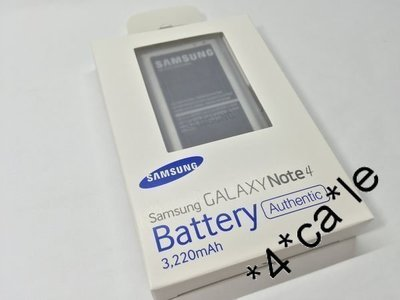 三星 Samsung Note 4 / Dual N9100 Battery 3220mah Battery 有NFC