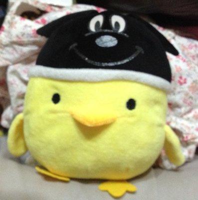 全新黃色小雞變裝米奇