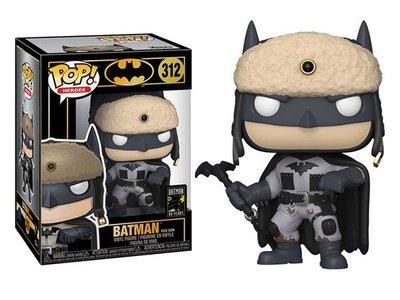 [Paradise] Funko POP! Batman - 蝙蝠俠 80周年紀念 - 蝙蝠俠 2003年 紅之子造型