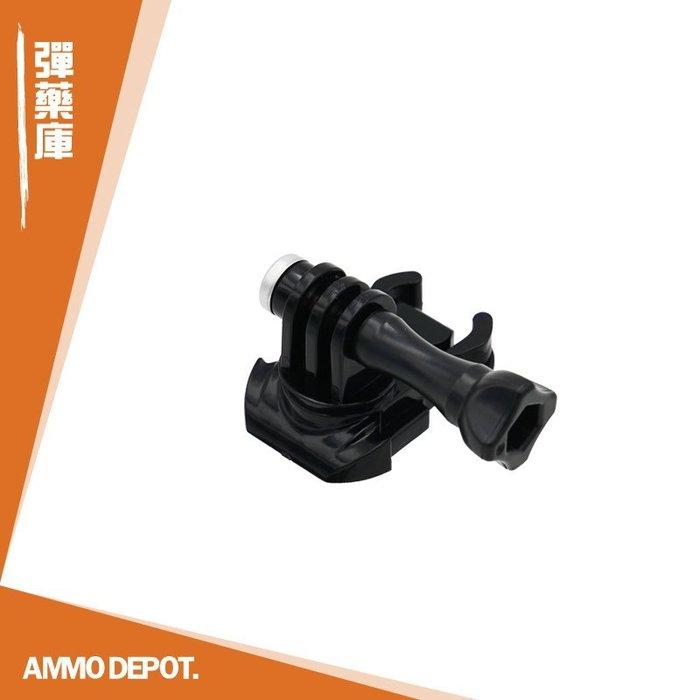 【AMMO彈藥庫】 GoPro Action SJCam 運動相機 配件 360度 旋轉 快拆扣 快扣 DF-Q05