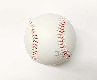 【綠色大地】 Xonnes 合成皮空白硬式棒球 單顆 簽名球 練習用槌球 活動ssk brett zett tpx
