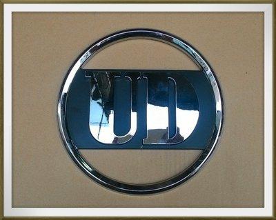 【帝益汽材】NISSAN UD 20~35噸 UD520、UD530、CK520、CK450 面板標誌《另有賣水箱護罩》