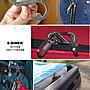 【NITE-IZE】SB1-03  S-BINER SB1 1號不銹鋼8字扣 奈愛不鏽鋼S型雙面金屬扣環#1