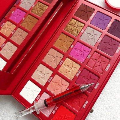 💯 預購 Jeffree Star Cosmetics Blood Sugar Eyeshadow Palette 眼影盤