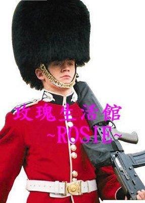 【玫瑰生活館】~ 英國皇家守衛隊軍服,鼓手服,高頂帽軍隊服,表演服S, M,L 紅,白2色