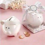 【婚禮回禮贈品-小豬存錢儲蓄罐-20個/組】創意可愛 婚禮/寶寶滿月回禮 生日小禮物-726001