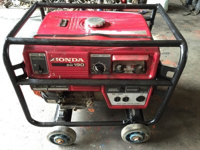 [TG農機] HONDA本田汽油引擎電焊發電機/熔接發電機