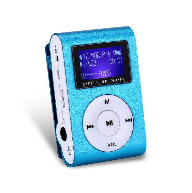 台灣現貨 24H快出 MP3隨身聽小型便攜式學生版MP3迷妳便攜式音樂播放器插卡mp3聽歌 免運