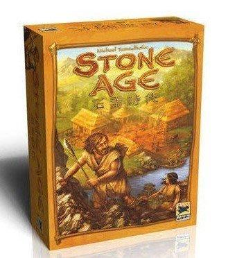 【現貨】SKY桌遊  現貨 石器時代(stone age) 超經典德式桌遊 高質量繁簡體中文說明書