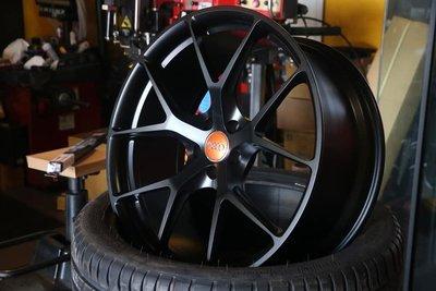 Audi Q5 Q7 21吋鍛造訂製鋁圈~輕量化設計, Porsche Macan Cayenne 可, 另有BMW