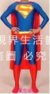 【新視界生活館】超人蜘蛛人卡通服裝卡通人偶服裝化裝舞會緊身衣動漫服裝聚會服裝4767{XSJ304721347}