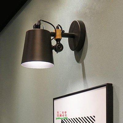 【美學】藝術LED壁燈床頭燈臥室壁燈客廳現代簡約歐美式陽臺過道樓梯燈具MX_622