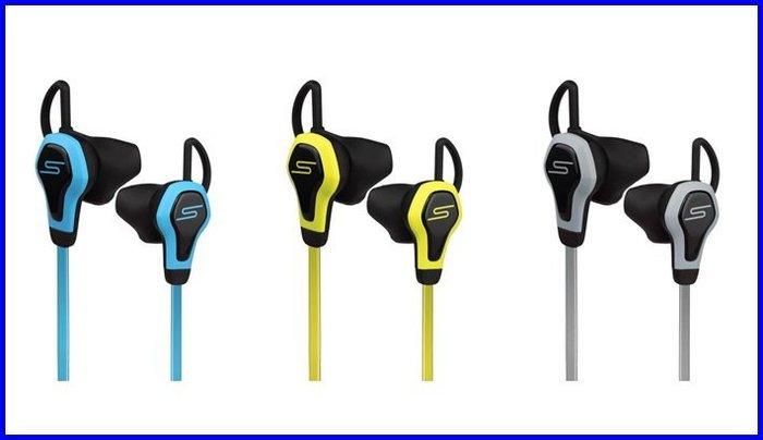 【亞昕光電】SMS Audio x Intel BioSport 生物辨識 測心跳運動耳機 防水 裸裝全新公司貨