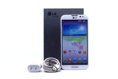【台中青蘋果】LG Optimus G Pro E988 白 16G 二手 5.5吋 LTE 手機 #18891
