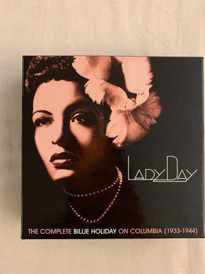 Billie Holiday 比莉 哈樂黛~ Lady Day 哥倫比亞時期精典歌曲最精選 - 10 CD