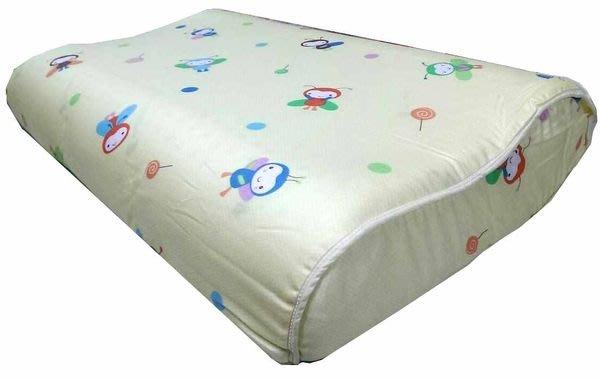 【芃云生活館】~天然兒童造型乳膠枕布套~