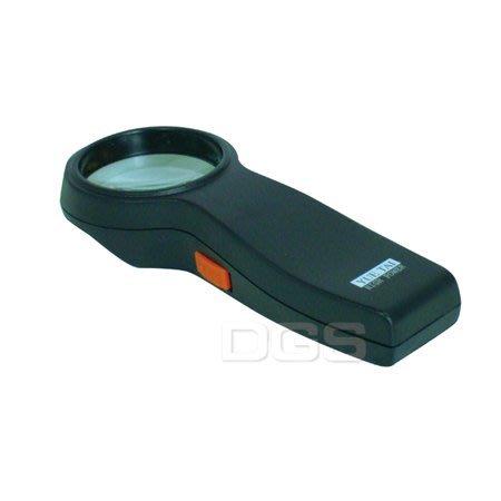 『德記儀器』手電筒式放大鏡 Magnifiers, Illuminated