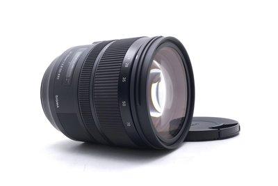 【台中青蘋果】Sigma 24-70mm f2.8 DG OS HSM ART, Canon 二手 鏡頭 #58751