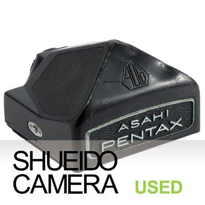 集英堂写真機【全國免運】中古實用品 / PENTAX 67 6X7 ASAHI 眼平取景器 觀景窗 21350
