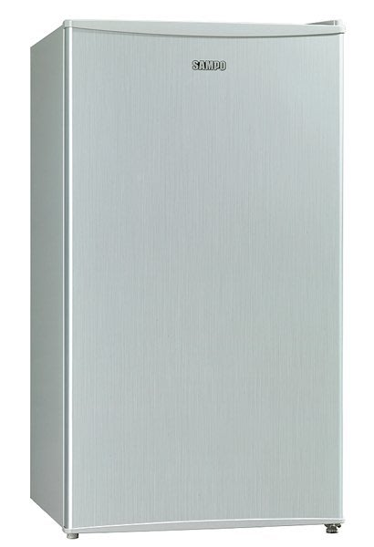 議價最便宜:SAMPO聲寶【SR-N10】95L迷你單門小冰箱 (限區免運)另售SR-P10G