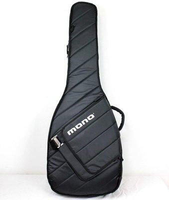 《民風樂府》美國 MONO Acoustic Guitar Sleeve M80-SAD-BLK(黑色) 木吉他袋