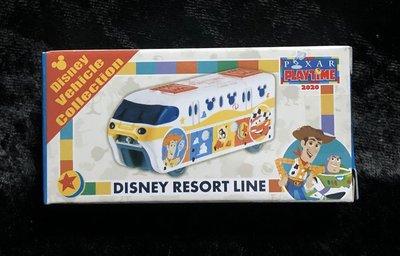 《GTS》日版 TOMICA 多美小汽車2020年 限定Disney Resort Line彩繪車巴斯光年