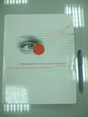 『MANAGEMENT INFORMATION SYSTEMS FOR THE INFORMATION AGE 6/e』