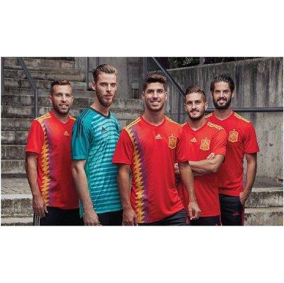 世界盃預訂!童裝系列!Adidas 全新有牌 2018 西班牙 Spain 主場 球迷版