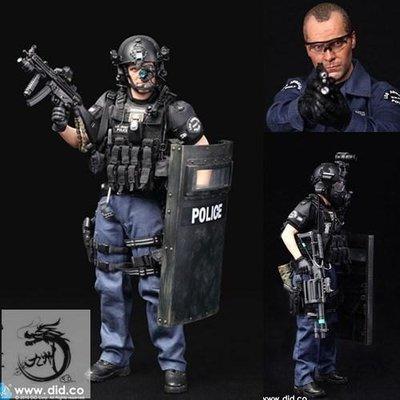 九州動漫 東東酷玩 1:6 DID/3R SWAT 2.0特警 12寸兵人成品 現貨
