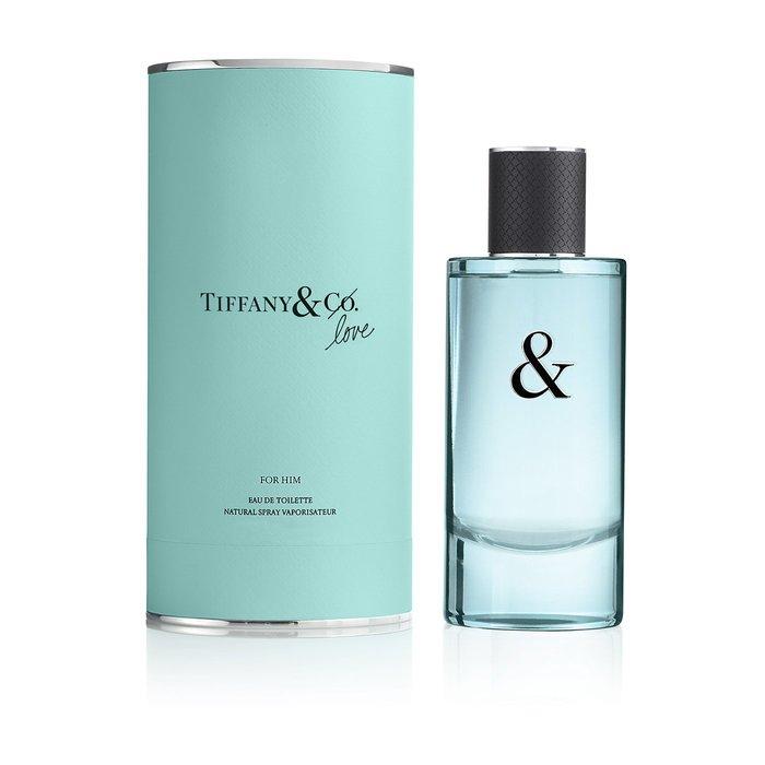 ◇MOLI 莫麗◇ Tiffany & Co. Love 愛語男性淡香水 50ml※228