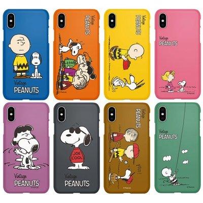 SNOOPY 史努比 硬殼 手機殼│iPhone 5S SE 6 6S 7 8 Plus│z9111