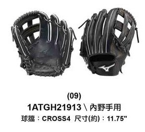 正翰棒壘---Mizuno DIAMOND ABILITY 棒壘球手套 1ATGH21913
