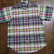 Ralph Lauren 紅馬彩格襯衫 7