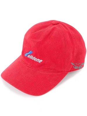 ~阿醬精品~巴黎直送🌈Well Done🌈 明星款💎男女同款💖紅色棒球帽