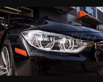 BMW 原廠 3系列 LED 小改 大燈 320 330 325 F30 F31