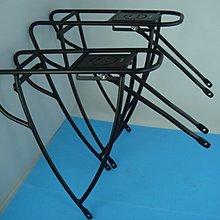 (2+2單車生活)MOVE  24吋 鋁合金貨架(黑) (Dahon / KHS / OYAMA/小折)