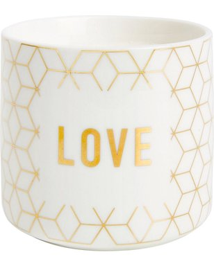 瑞典  kikki.k Inspiration love scented candle 蠟燭(預購)