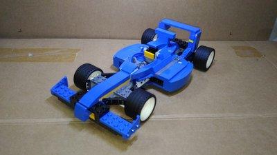 樂高 LEGO 創意 CREATOR 系列 31070 積木 已組裝 F1賽車