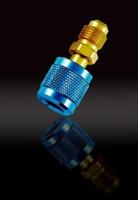 自動開關閥 轉接頭 冷媒管 冷媒錶組 冷氣 R410A R12 R22 R134 R32