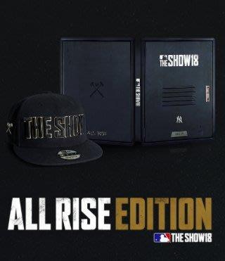 MLB The Show 18 All Rise Edition 法官大人紀念特別版 美版 預購中