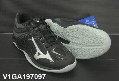 (台同運動活力館) 美津濃 MIZUNO THUNDER BLADE 2【2.5E 楦頭】排球鞋 V1GA197097