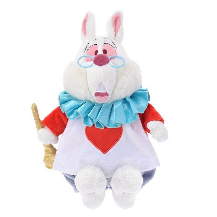 現貨 日本迪士尼 最新商品 愛麗絲夢遊仙境  兔子娃娃