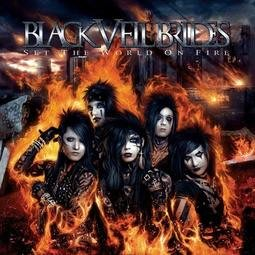 ##重金屬 全新CD Black Veil Brides - Set the World on Fire