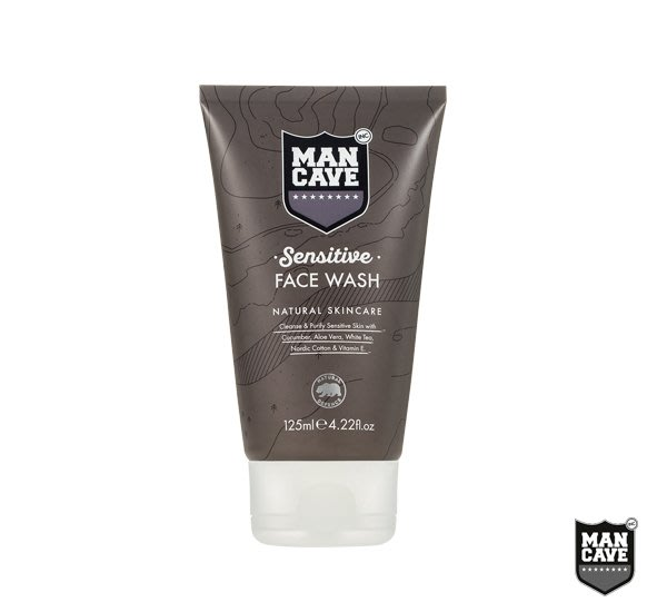 GOODFORIT / 英國Man Cave Sensitive Face Wash敏感肌洗面乳