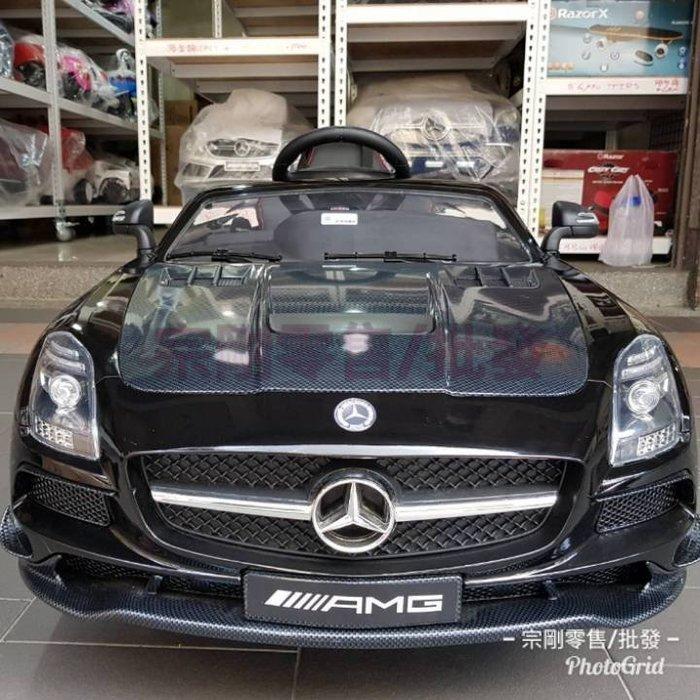 【宗剛零售/批發】賓士SLS AMG 高規格版本 卡夢 碳纖維塗裝 液晶螢幕 皮椅 雙驅動 Mercedes-Benz