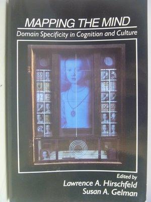 【月界二手書店】Mapping the Mind:Domain Specificity_Hischfeld〖心理〗AFD