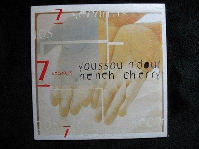 7 Seconds - Youssou N'Dour - 1994年SONY 單曲EP 澳大利亞版 - 81元起標